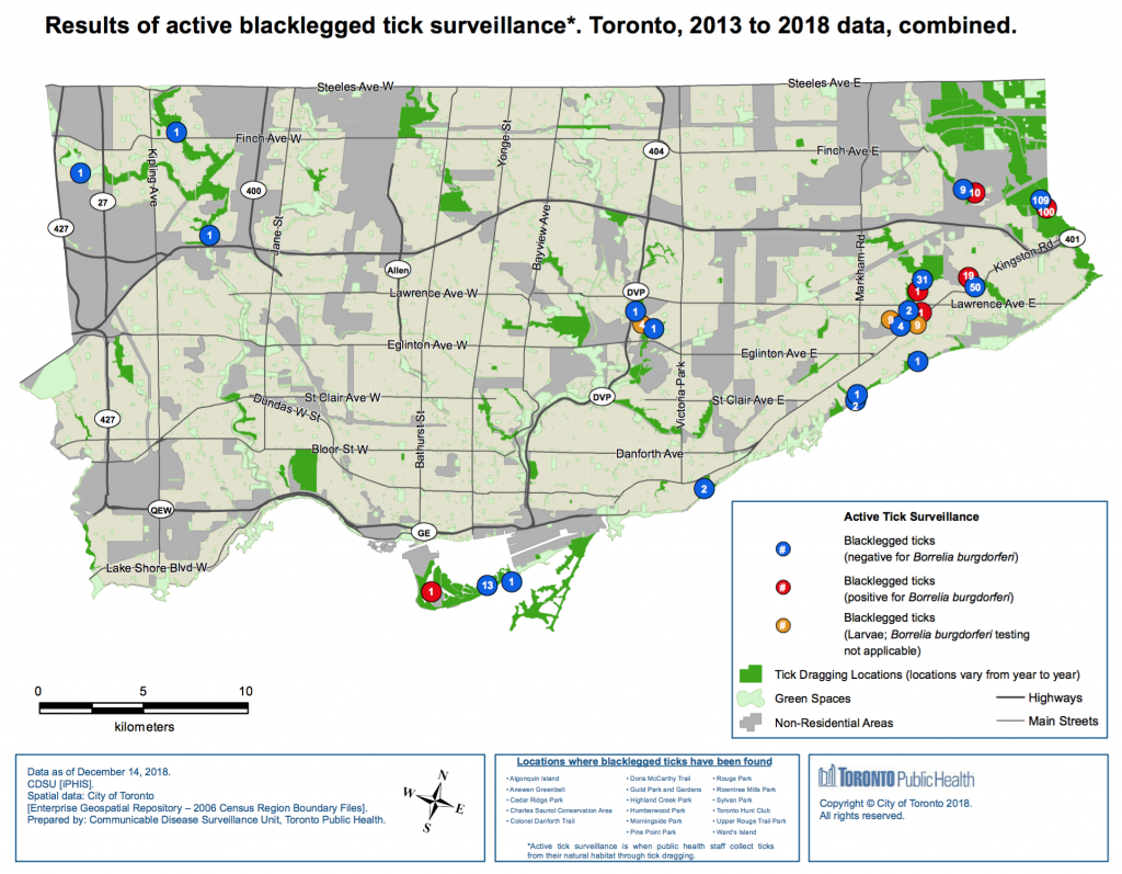 UPDATE: Protecting You & Your Dog From Ticks (Toronto 2019
